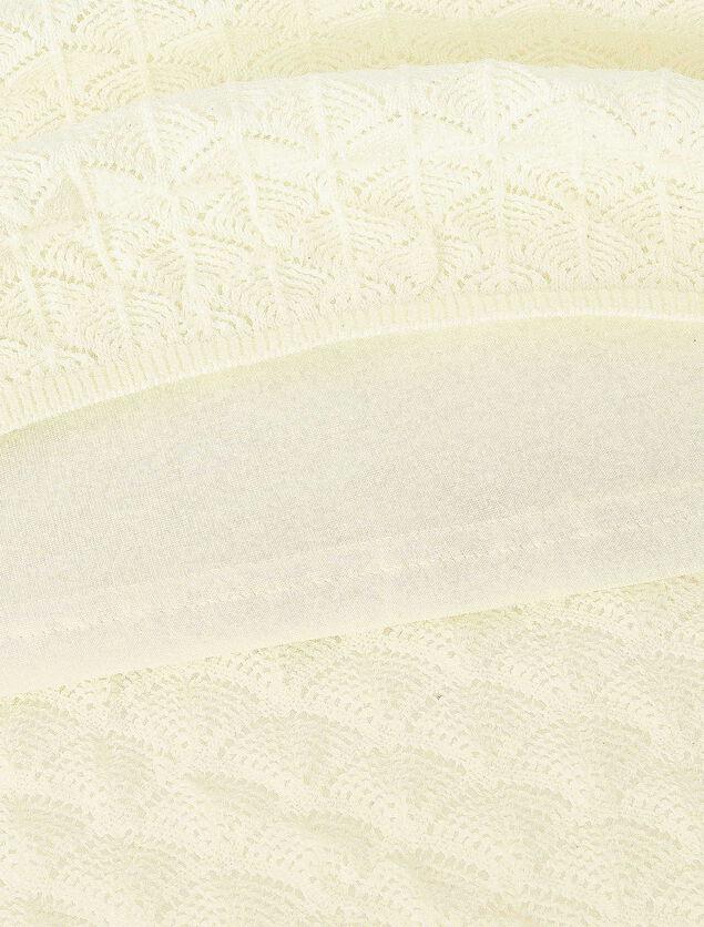 Robe Maille Crochet Coton Bio
