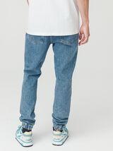 Jogger en jean