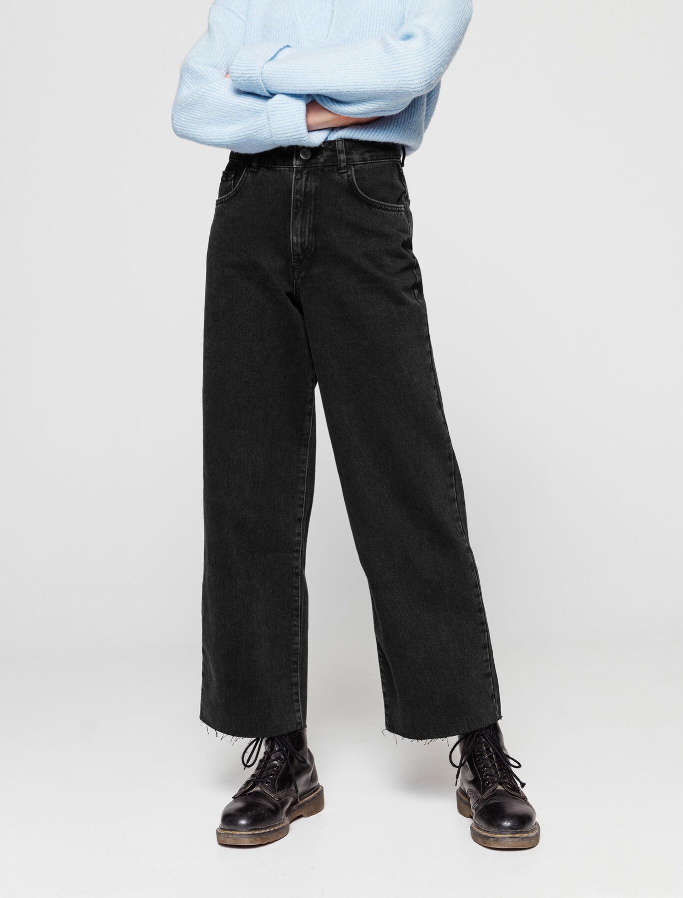 Jean Noir Wide leg