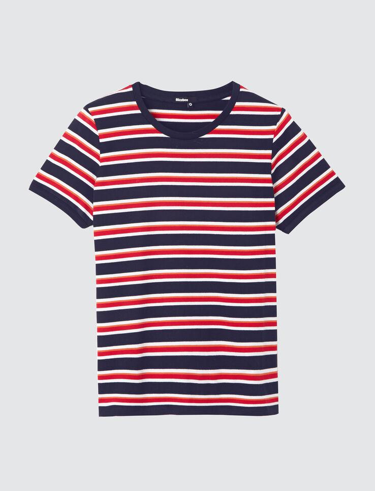 T-shirt rayures