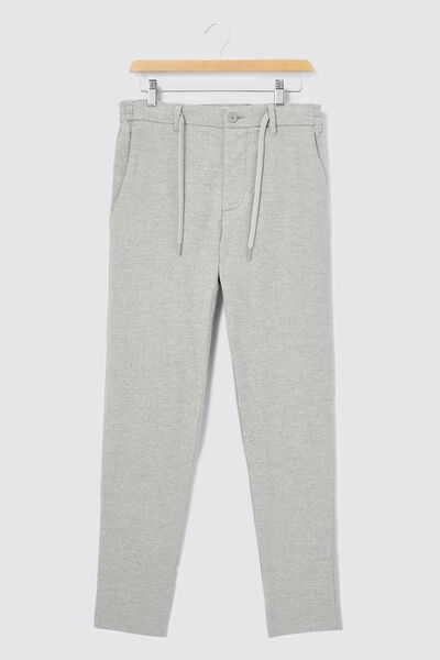 Pantalon urbain flanelle