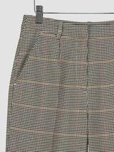 Pantalon Carreaux Large