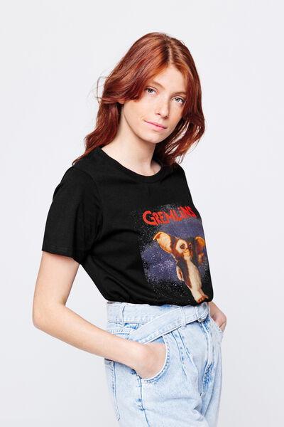 T-shirt licence Gremlins Gizmo