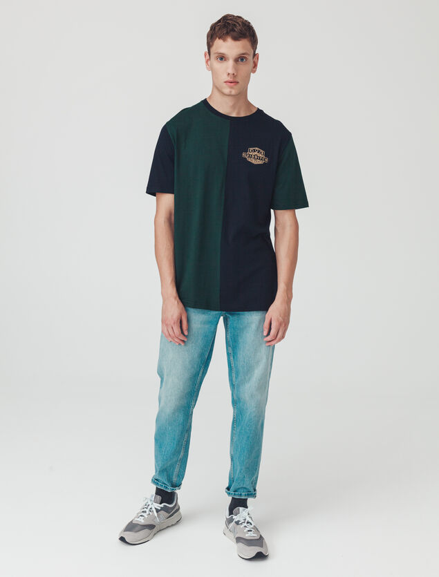 T-shirt écusson SERPENTARD