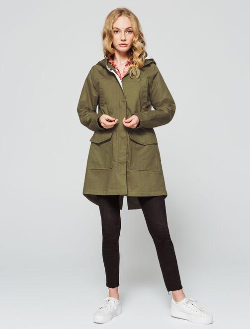 47e2b7661 Manteau femme, trench veste et parka | BIZZBEE