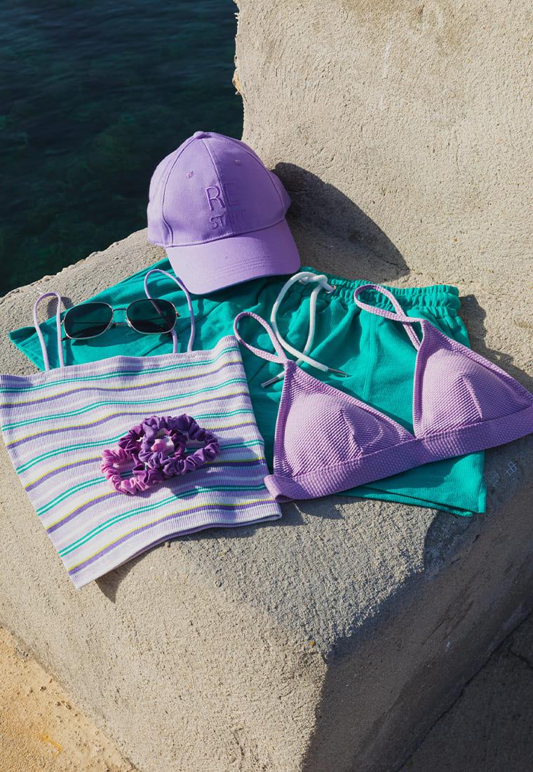 summer kit femme