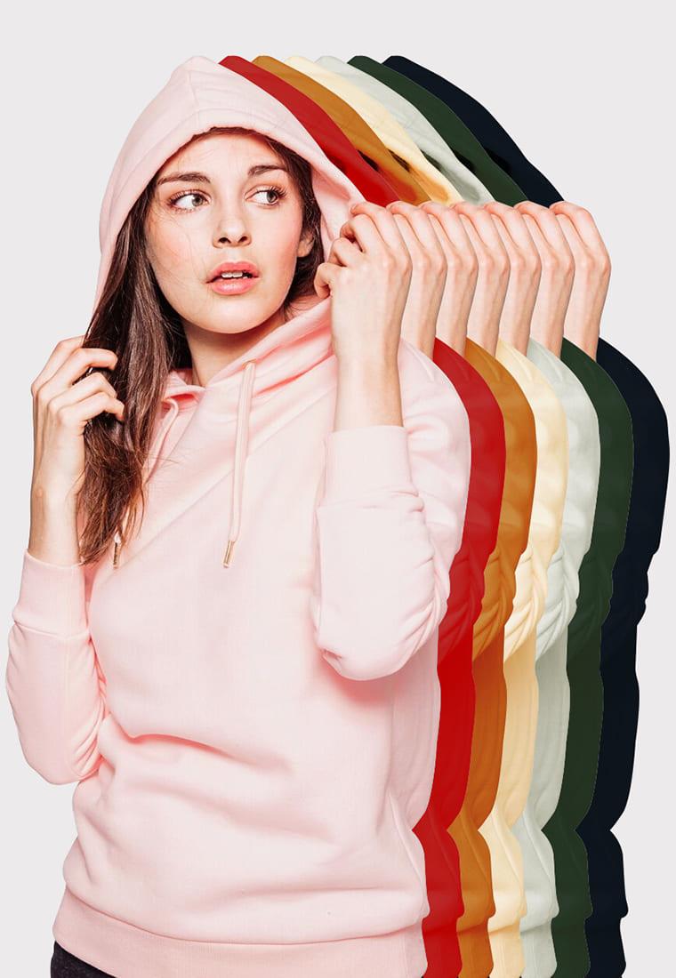 hoodie femme
