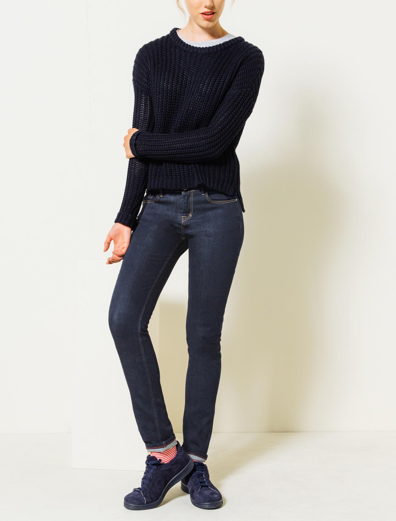 Jean Slim Taille Standard  femme