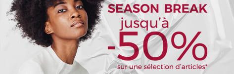 Season break femme