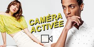 Caméra activée