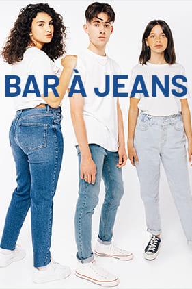 bars à jeans
